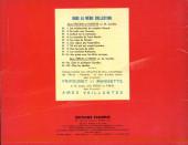 Verso de Sylvain et Sylvette (01-série : albums Fleurette) -9- Les nouveaux robinsons