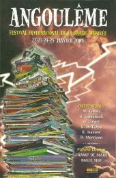 Verso de Marvel Heroes Hors Série (Marvel France - 2001) -17- Impasse