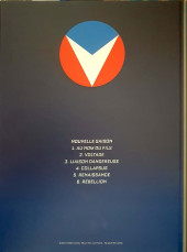 Verso de Michel Vaillant - Nouvelle saison -6Pub- Rébellion