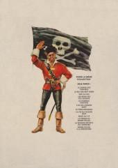Verso de Barbe-Rouge -1b1974- Le démon des caraïbes