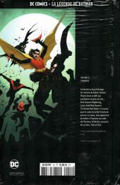Verso de DC Comics - La légende de Batman -1561- Terminus