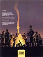Verso de Les cosaques d'Hitler -INT- Les Cosaques d'Hitler