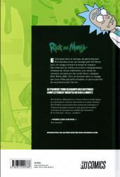 Verso de Rick and Morty -1- Tome 1