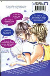 Verso de Crush on you ! -3- Tome 3