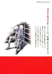 Verso de Back Street Girls (en japonais) -10- Volume 10