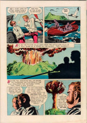 Verso de Four Color Comics (Dell - 1942) -614- Walt Disney's 20,000 Leagues Under the Sea