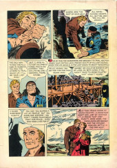 Verso de Four Color Comics (Dell - 1942) -610- Drum Beat