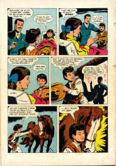 Verso de Four Color Comics (Dell - 1942) -609- Walt Disney's The Littlest Outlaw