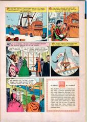 Verso de Four Color Comics (Dell - 1942) -644- Sir Walter Raleigh