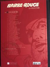 Verso de Barbe-Rouge (Eaglemoss) -2- Le roi des sept mers