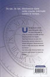 Verso de Chronos Ruler -1- Tome 1