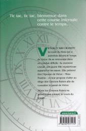 Verso de Chronos Ruler -2- Tome 2