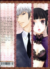 Verso de Fruits basket - Another -1- Tome 1