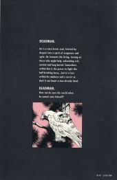 Verso de Deadman: Exorcism (1992) -1- Deadman: Exorcism book one of two