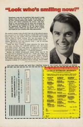 Verso de Astonishing tales Vol.1 (Marvel - 1970) -25UK- A cold knight frezy