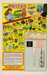 Verso de Astonishing tales Vol.1 (Marvel - 1970) -26- Death-Machine For Hire!
