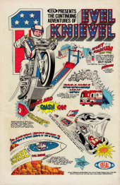 Verso de Astonishing tales Vol.1 (Marvel - 1970) -28- Five to one, Deathlok...five in one...