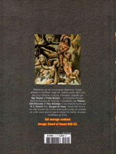 Verso de Savage Sword of Conan (The) (puis The Legend of Conan) - La Collection (Hachette) -10- La citadelle pourpre