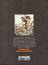 Verso de Savage Sword of Conan (The) - La Collection (Hachette) -11- La malédiction du monolithe