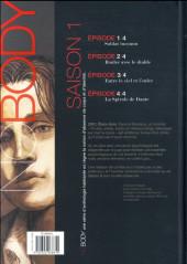 Verso de No Body -4- Épisode 4/4 La Spirale de Dante