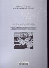 Verso de Les grands Classiques de la Bande Dessinée érotique - La Collection -5072- Les exploits d'un jeune don juan