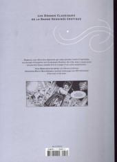 Verso de Les grands Classiques de la Bande Dessinée érotique - La Collection -5173- Bienvenue en enfer