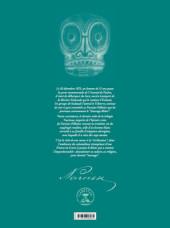Verso de Narcisse (Chanouga) -3- Vents contraires