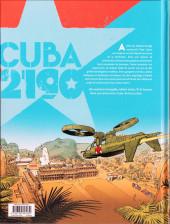 Verso de Habana 2150 -1- Vegas Paraiso