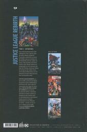 Verso de Justice League Rebirth -3- Intemporel