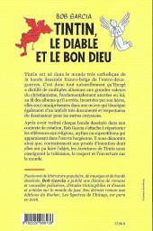 Verso de (AUT) Hergé -123- Tintin, le Diable et le Bon Dieu