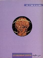 Verso de Les Êtres de lumière -1- L'Exode