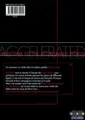 Verso de Accel World -8- Tome 8