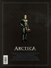Verso de Arctica -INT02- L'intégrale - Tomes 4 à 6
