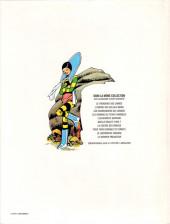 Verso de Le vagabond des Limbes -10- Le dernier prédateur