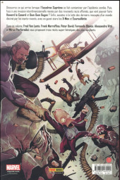 Verso de Marvel Zombies (Marvel Select) -4- Halloween