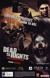 Verso de Doc Savage Vol.3 (DC Comics - 2010) -2- The Vendetta against...