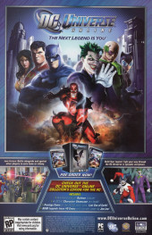 Verso de Doc Savage Vol.3 (DC Comics - 2010) -5- Every Hand Again