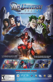 Verso de Doc Savage Vol.3 (DC Comics - 2010) -10- Issue # 10