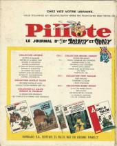 Verso de (Recueil) Pilote (Édition française brochée) -37- Reliure n°37