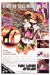 Verso de Les mains de Shang-Chi, maître du Kung-Fu (Éditions Héritage) -5- Fu-Manchu recule !