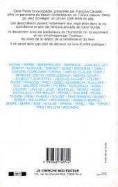 Verso de (DOC) (biographies, entretiens...) - Petite encyclopédie du dessin drôle