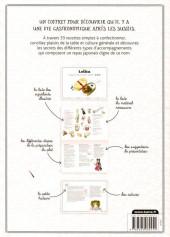 Verso de (AUT) Blanchin - La Cuisine Japonaise sans sushi... ou presque