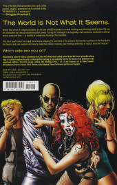 Verso de Invisibles (The): The Deluxe Edition (2014) -1a- The Invisibles Book One