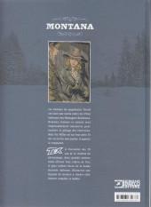 Verso de Montana - Une histoire complète de Tex - Montana
