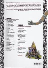 Verso de Thorgal (Les mondes de) - La Jeunesse de Thorgal -6- Le drakkar des glaces