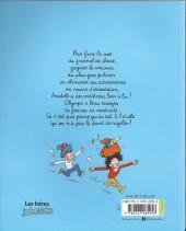 Verso de Anatole Latuile -11- Trop la classe !