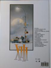 Verso de XIII -7b2006- La nuit du 3 août