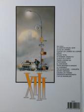 Verso de XIII -10b2006- El Cascador