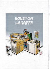 Verso de Gaston (Hors-série) -Pira18- Des pafs et des gaffes