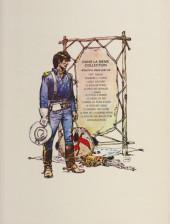 Verso de Blueberry -7a73- Le cheval de fer